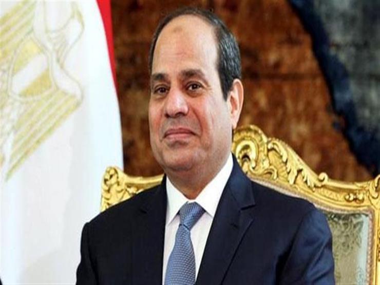 الرئيس السيسي يشهد الاحتفال بتخريج دفعة جديدة من طلبة كلية ا   مصراوى