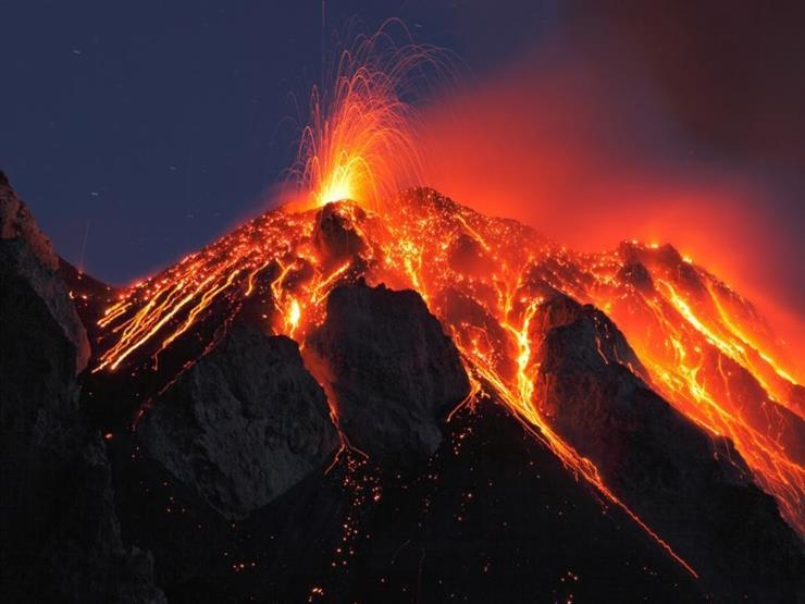 """ثوران بركان جبل """"بوبوكاتبتبيل"""" في المكسيك"""