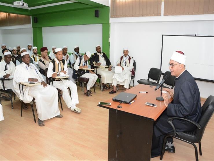 أمين عام مجمع البحوث يلتقي بأئمة ليبيا بمنظمة خريجي الأزهر    مصراوى