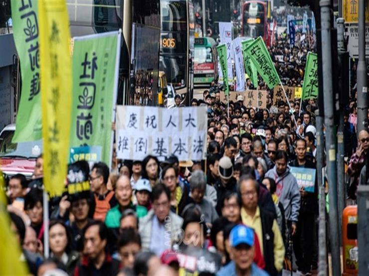 ذكرى 11 سبتمبر تتسبب في إلغاء احتجاجات هونج كونج