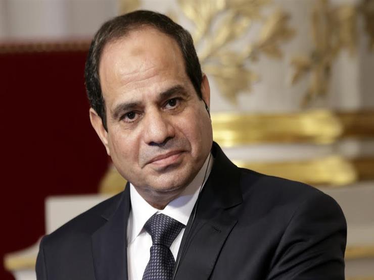 الرئيس السيسي يلتقي وزير الداخلية