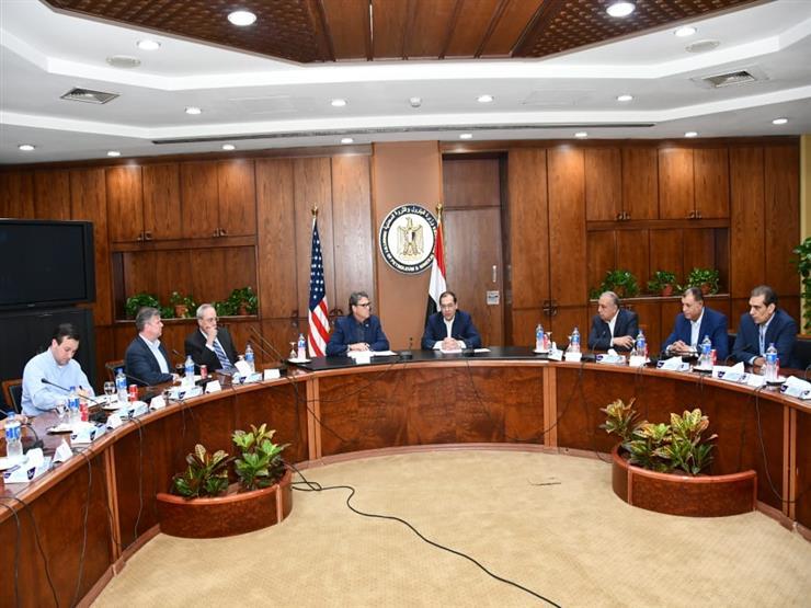 البترول تبحث مع وزير الطاقة الأمريكي ترتيبات منتدى غاز شرق المتوسط