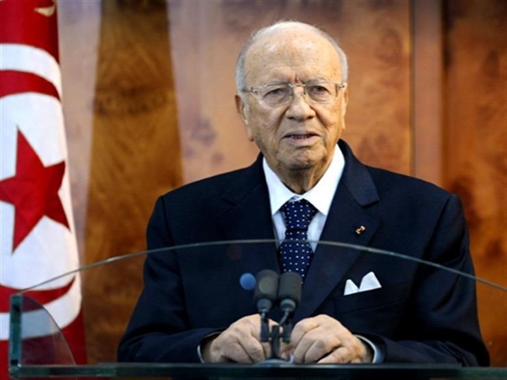 وفاة الرئيس التونسي عن عمر يناهز 92
