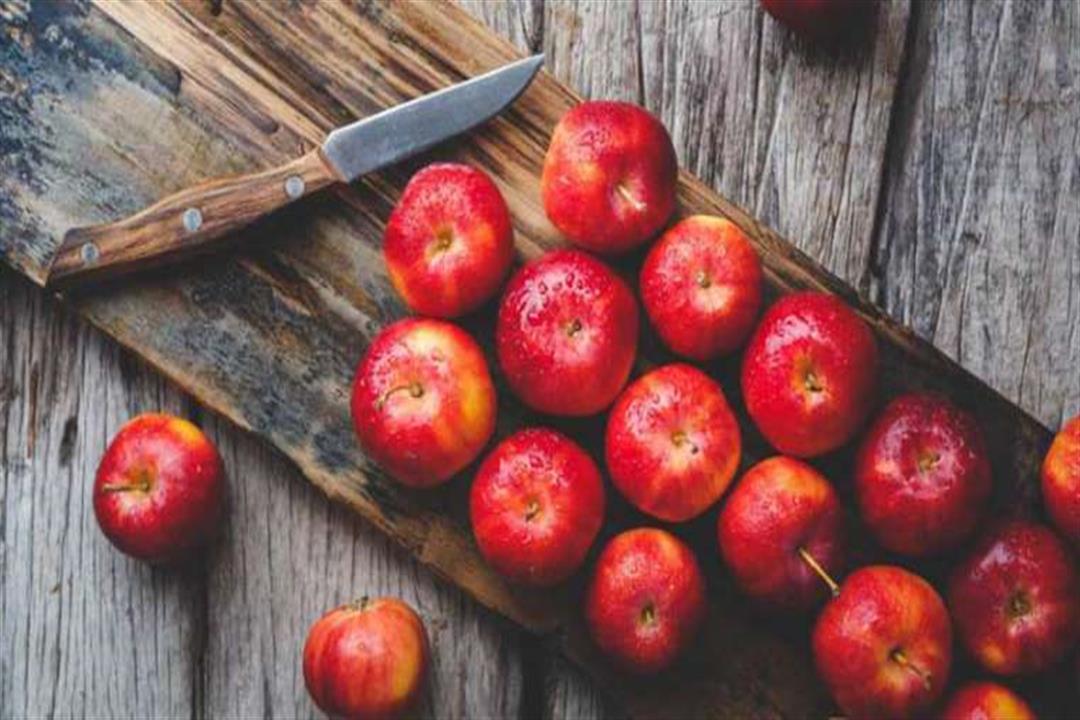 يعالج التهابات الدماغ.. فوائد لا تتوقعها للتفاح