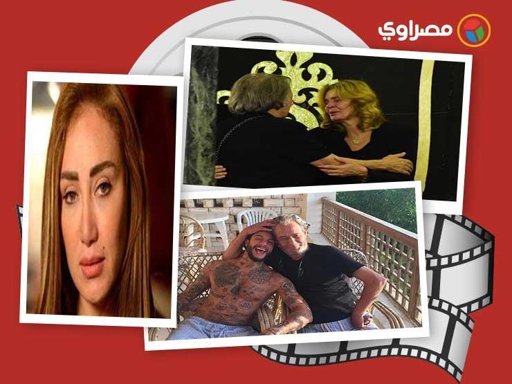 النشرة الفنية| انهيار يسرا في عزاء والدتها وأحمد الفيشاوي يكشف عن تنفيذه لوصية والده