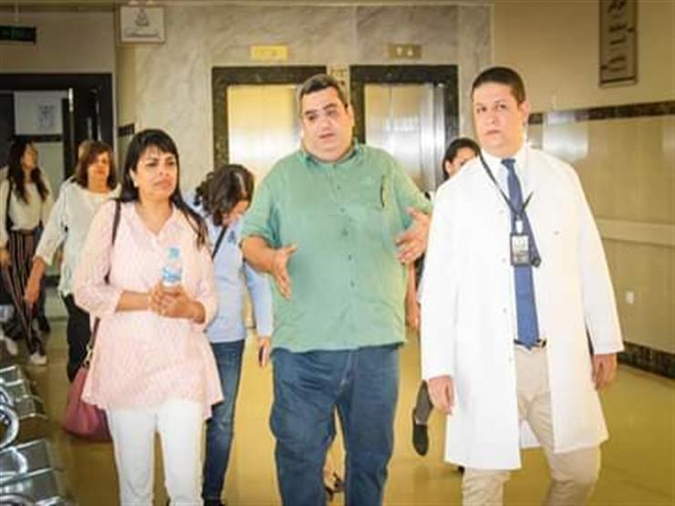 المدير الإقليمي للبنك الدولي تشيد بمستوى الخدمة بمستشفى أرمنت في الأقصر