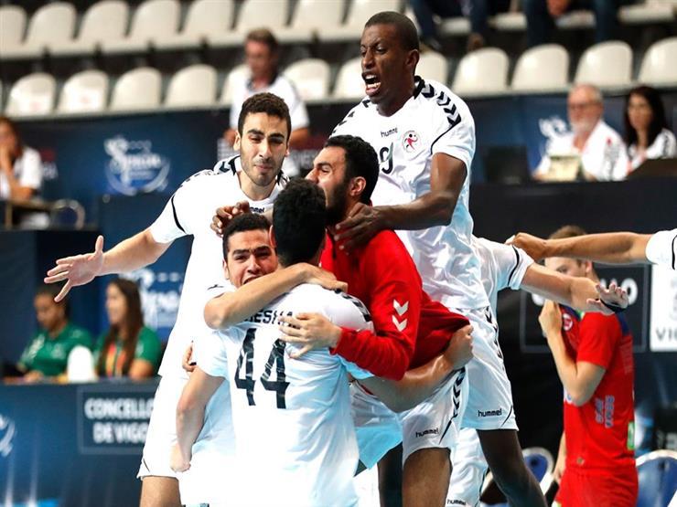 لم تُنقل .. شاهد ملخص فوز منتخب مصر لكرة اليد ببرونزية كأس العالم للشباب