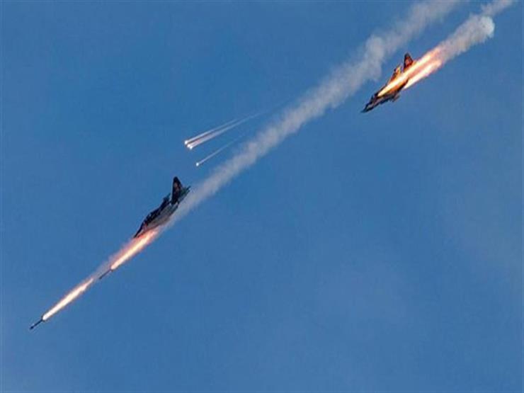 الاحتلال الإسرائيلي يعلن قصف دمشق.. والدفاعات السورية تتصدى