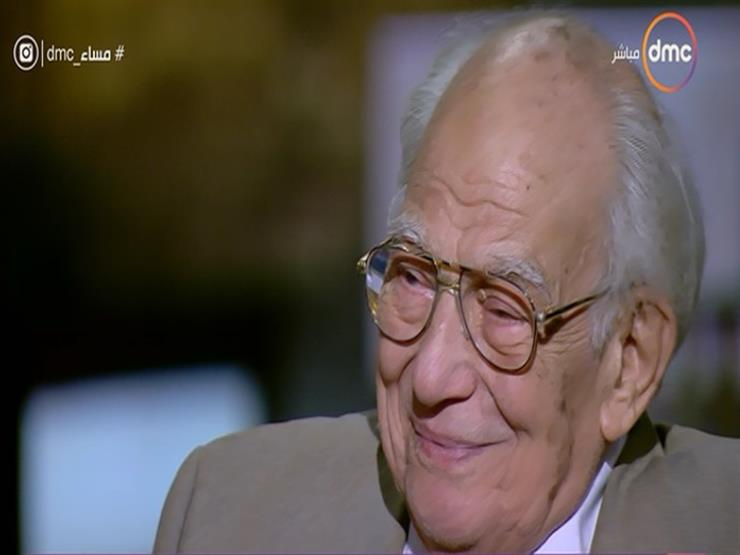 رشوان توفيق: أعتبر زوجتي من الصالحات بعد 62 سنة كفاحًا ومودة ورحمة