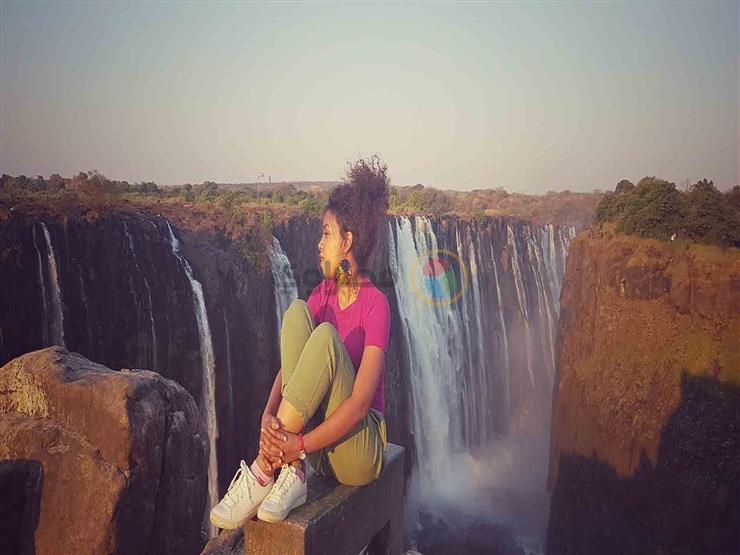 """57 يوما في قَلب إفريقيا.. كيف غيرت القارة السمراء حياة """"مرام""""؟"""
