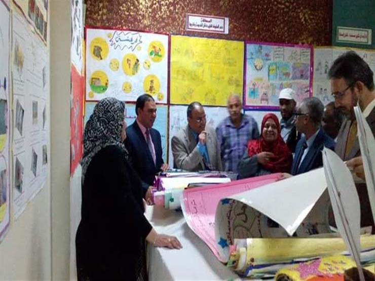 بالصور.. أسوان تحصد المركز الأول فى مسابقة الإذاعة المدرسية   مصراوى