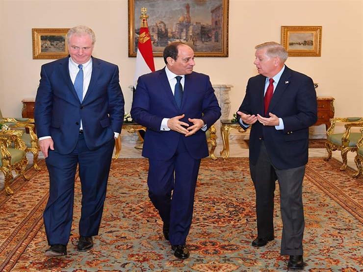 السيسي: تسوية القضية الفلسطينية تُغير الواقع الحالي بالمنطقة   مصراوى