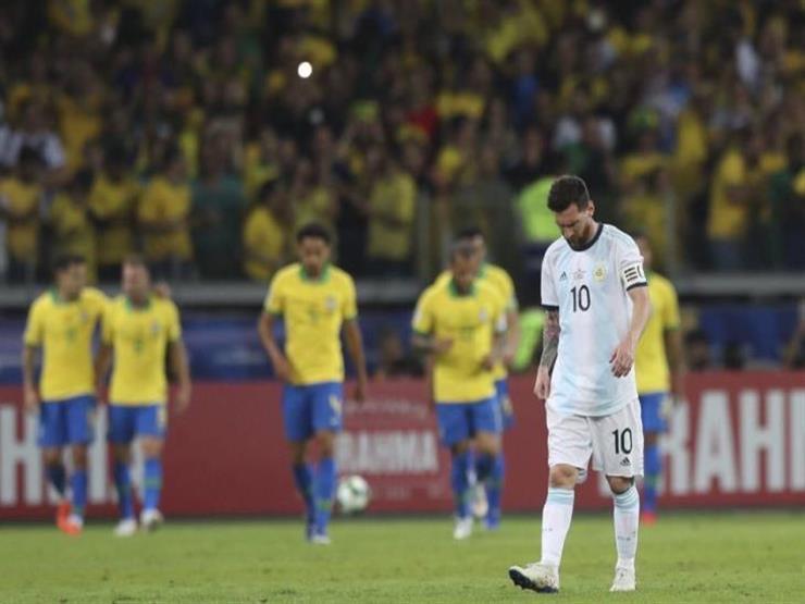 بالفيديو.. ميسي يودع الكوبا.. البرازيل إلى النهائي بإسقاط الأرجنتين