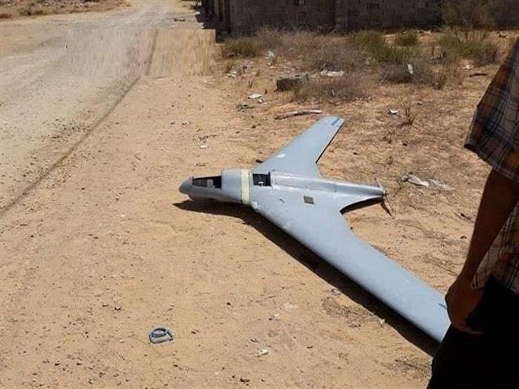 الجيش الليبي يسقط طائرة تركية مسيرة شرقي مصراته
