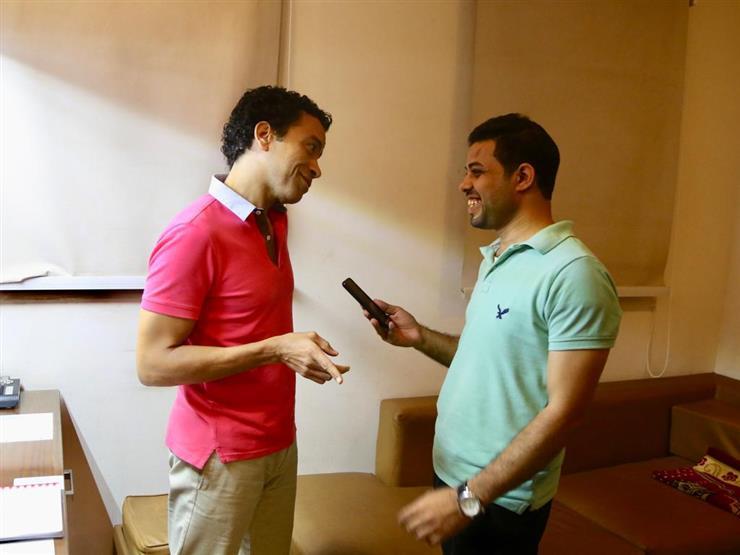 سامح حسين يكشف تفاصيل فيلمه الجديد