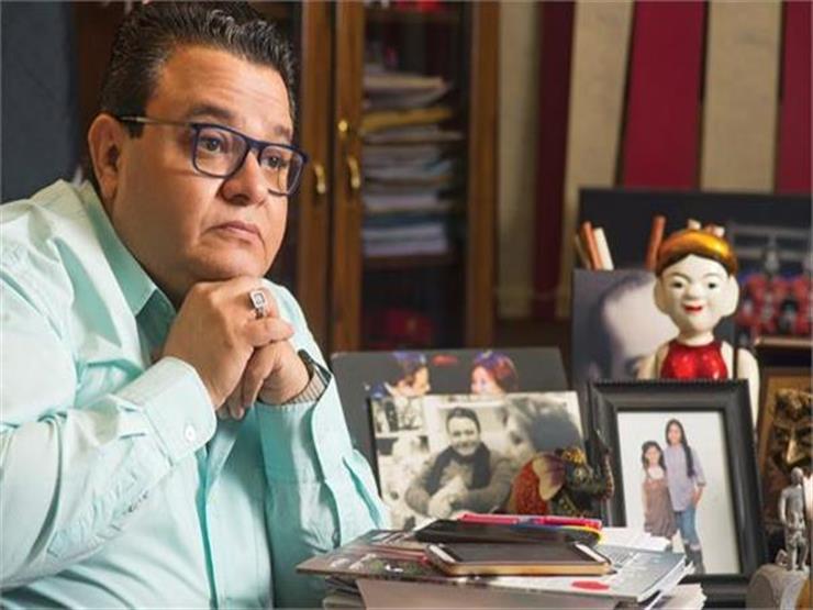 """خالد جلال لمصراوي: سعيد بتكريم """"مكتبة الإسكندرية"""" وأحب التكريم الذكي"""