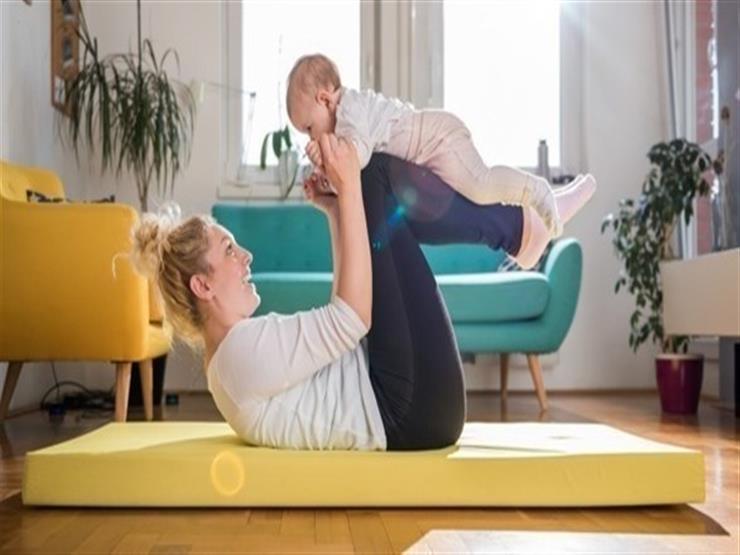 5 نصائح للعودة لممارسة الرياضة بعد الإنجاب