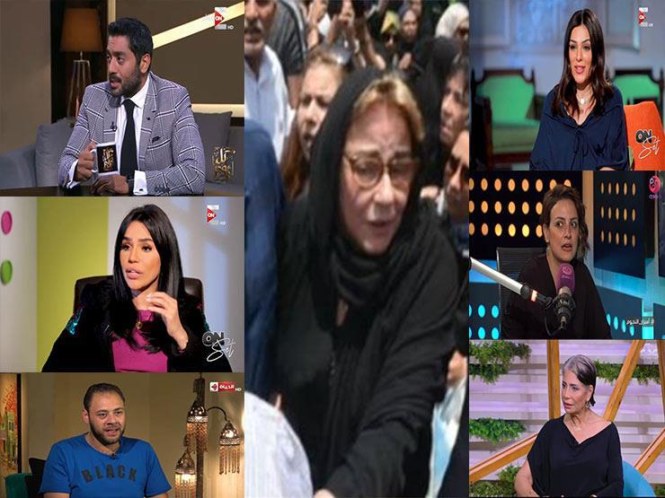 """ريهام عبدالغفور تؤمن بالحسد وسوسن بدر تتحدث عن """"المس"""".. تصريحات """"نجوم الفن×أسبوع"""""""
