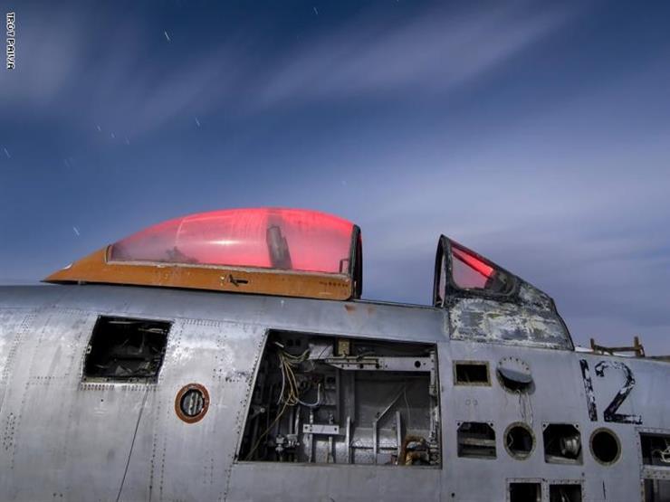 هكذا تبدو الطائرات المهجورة من الداخل (صور)
