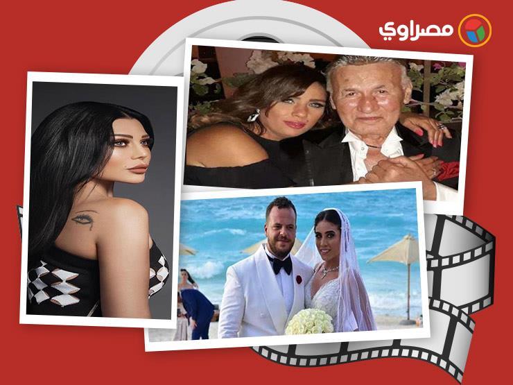 النشرة الفنية  لوسي ترقص في حفل زفاف نجل ماجد المصري.. وأرملة عزت أبو عوف تتذكره برسالة مؤثرة