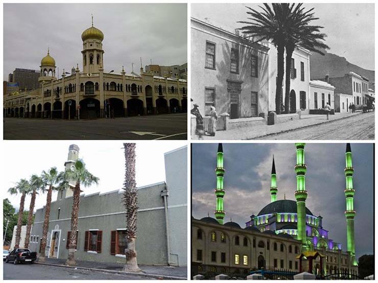 بالصور: تعرف على أشهر 5 مساجد في جنوب إفريقيا