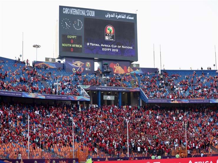 مصدر لمصراوي: قرار استضافة استاد القاهرة لنهائي دوري الأبطال ليس في أيدينا