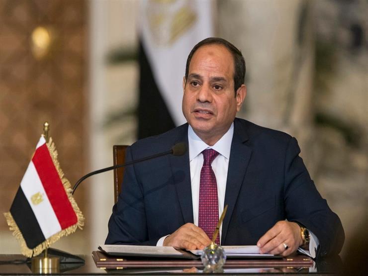 السيسي يجتمع بالوزراء المعنيين لمتابعة أنشطة الرئاسة المصرية للاتحاد الأفريقي