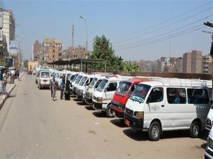 حملات على مواقف سيارات الأجرة بالمنيا