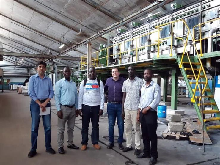 """مركز """"تكنولوجيا الإنتاج الأنظف"""" ينقل خبرات مصر إلى الدول الأفريقية"""