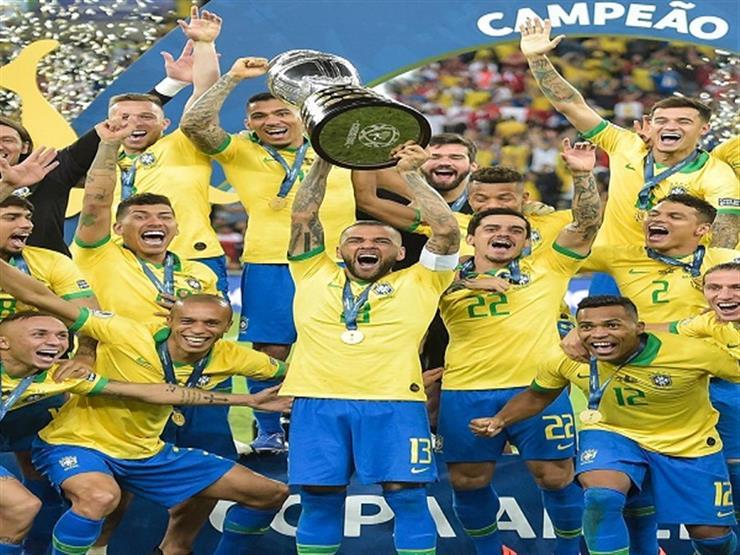 بعد الفوز بكوبا أميركا.. البرازيل تقلص الفارق مع الأرجنتين.. وأوروجواي في الصدارة