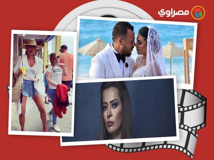 النشرة الفنية| تفاصيل حالة سمير الإسكندراني وسرقة نشوى مصطفى ورقص مايا دياب