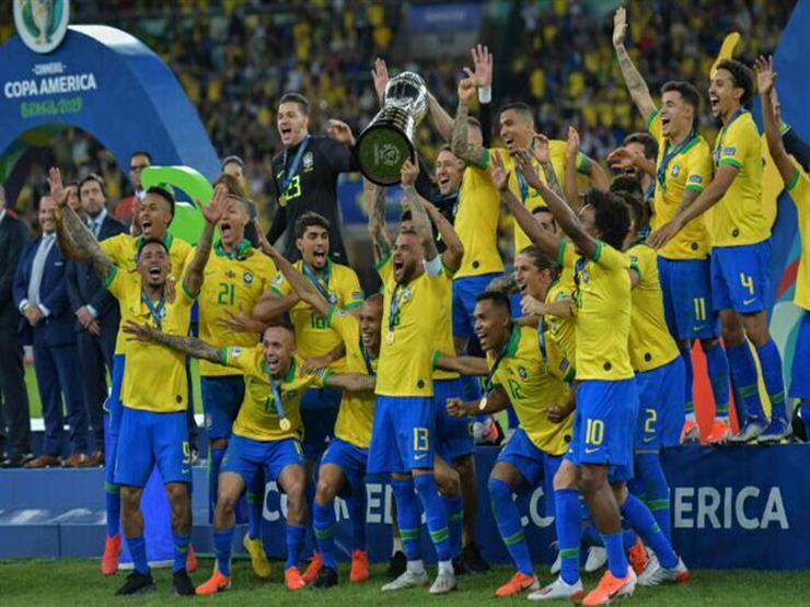 تقرير.. البرازيل تستعيد التاج القاري