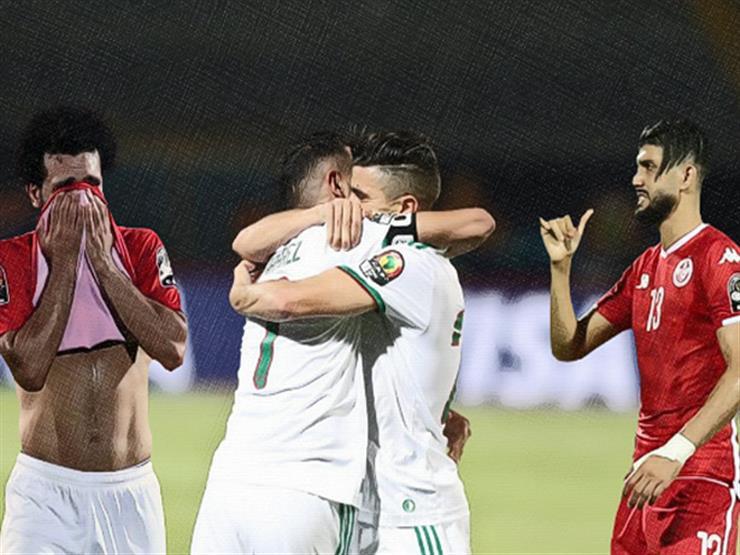 حصاد دور الـ 16 لأمم أفريقيا.. زلزال فى منتخب مصر .. بكاء فى المغرب .. ومدغشقر تبهر العالم