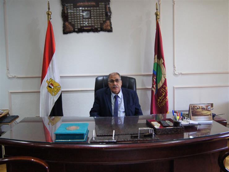 تكليف الدكتور محمد عيسى بتسيير أعمال جامعة الفيوم