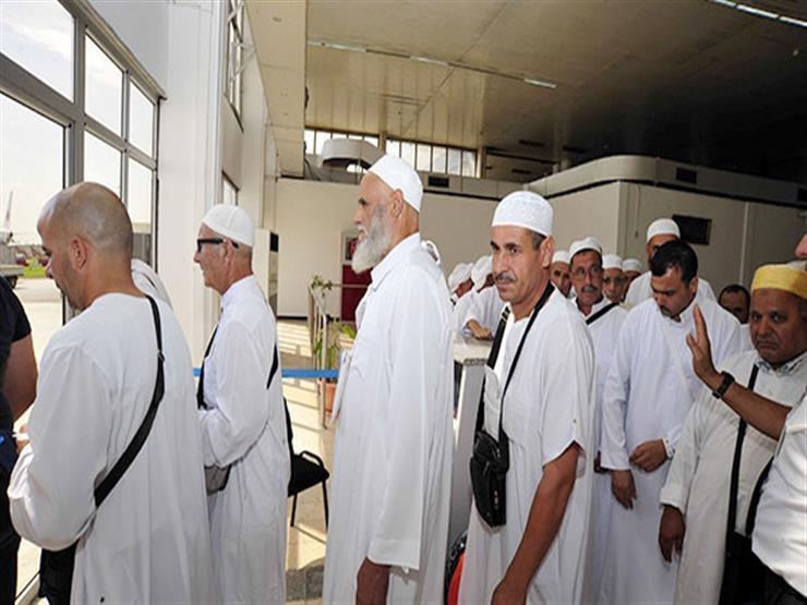 رئيس بعثة الحج يزور المرضى من الحجاج المصريين