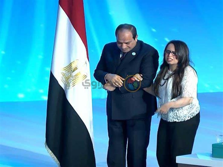 هديل ماجد: نظرة المجتمع تغيرت لذوي القدرات الخاصة بفضل الرئيس السيسي