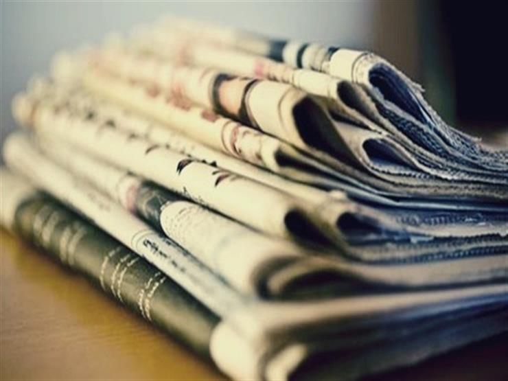 """كلمات السيسي في """"مؤتمر الشباب"""" وصرف معاشات أغسطس أبرز عناوين الصحف"""