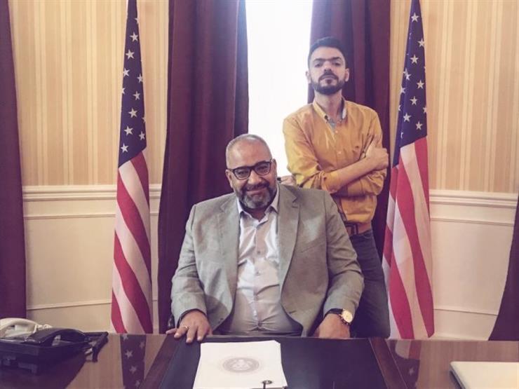 """أحمد سعد والي: أنتظر عرض """"اللعبة"""" أكتوبر المُقبل و""""حشمت في البيت الأبيض"""" قريبًا"""