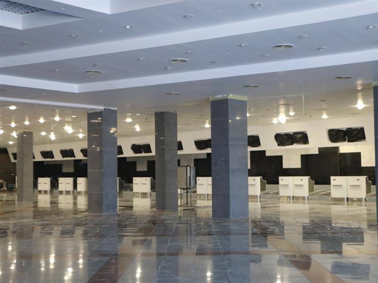 """""""الطيران المدني"""": المرحلة الأولى لمطار شرم الشيخ جاهزة للافتتاح بعد تطويرها"""