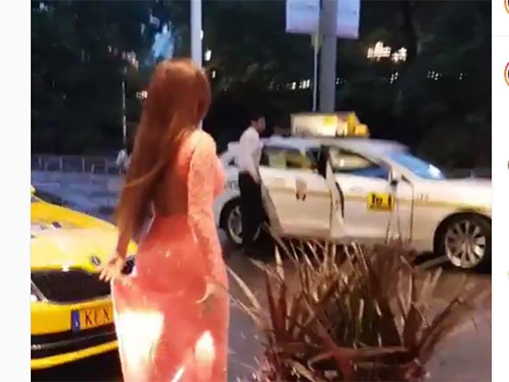 بالفيديو| هيفاء وهبي تكشف عن إطلالتها قبل لقاء جمهورها بالسويد