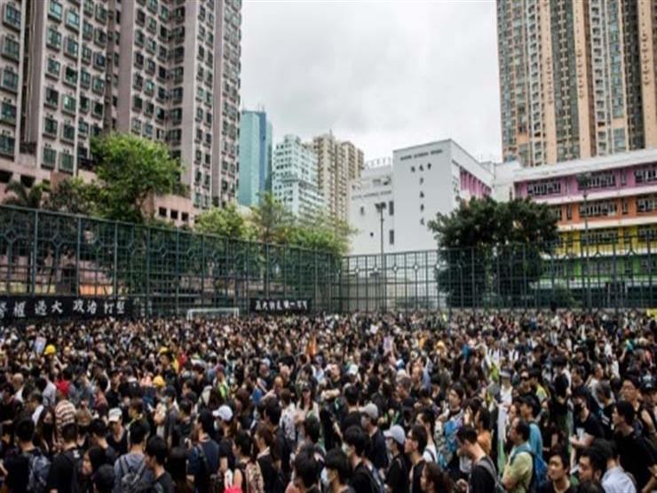 """بكين تطالب لندن بوقف """"تدخلاتها"""" في هونج كونج"""