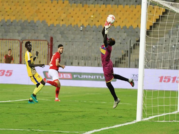 """الأهلي بأقل مجهود يهزم """"اطلع برة"""" برباعية في دوري أبطال أفريقيا"""