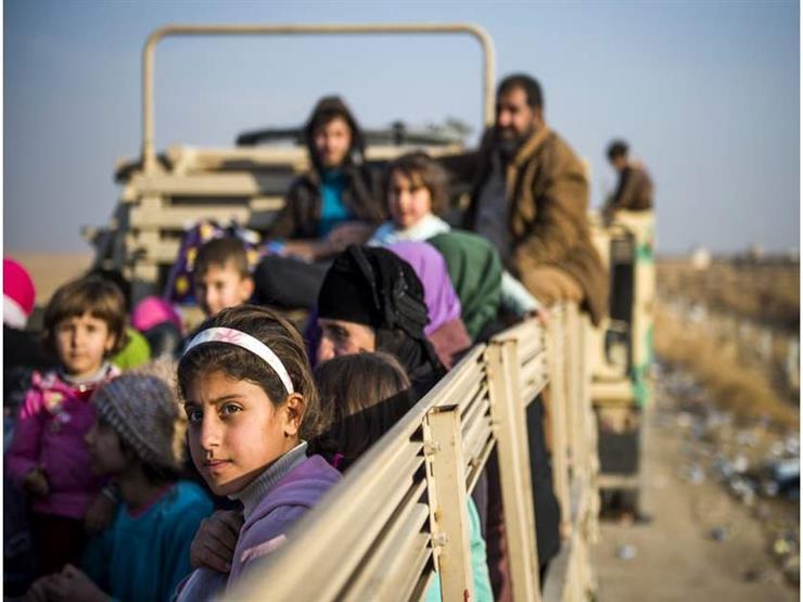 المرصد السوري: نزوح العشرات خلال الـ24 ساعة الماضية بسبب التصعيد العنيف