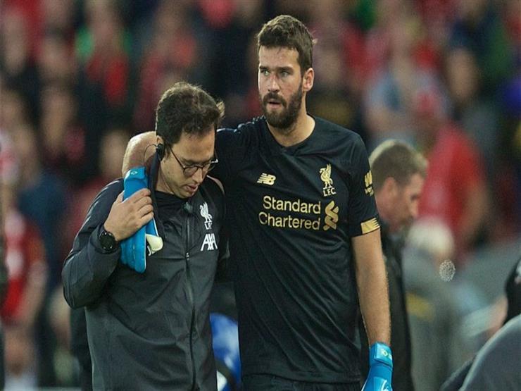 مدرب ليفربول يكشف تفاصيل جديدة حول عودة أليسون