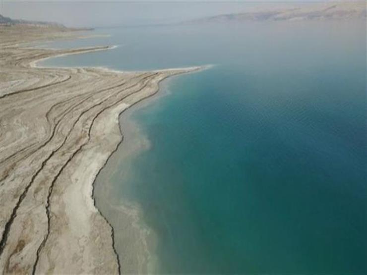 """""""أعمق نقطة على الأرض"""".. البحر الميت يبلغ أدنى مستوى في التاريخ"""
