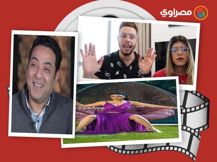 النشرة الفنية| سبب اختفاء فيلم حلمي.. واعتذار شيرين لأحمد السعدني.. وأزمة جديدة لمحمد رمضان