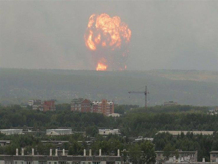 روسيا تُعلن ارتفاع مستوى الإشعاع بعد انفجار بقاعدة أبحاث نووية