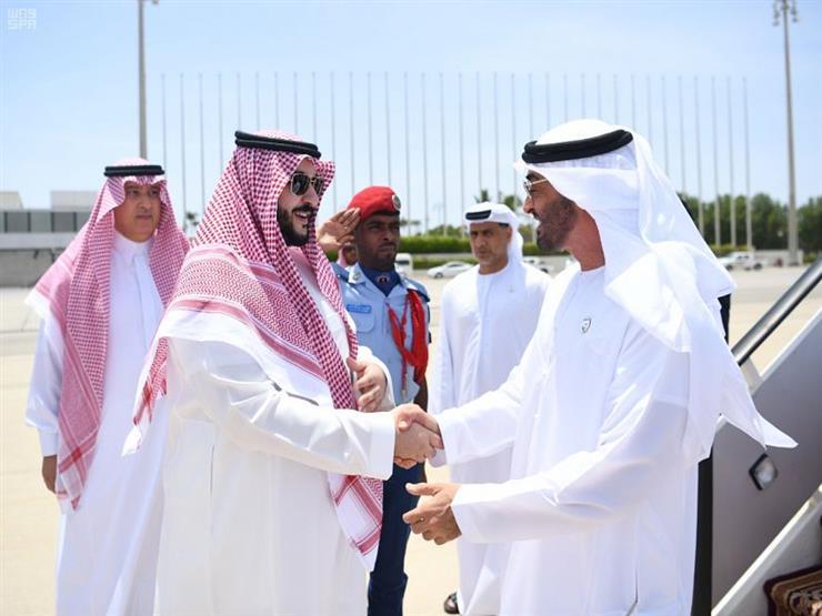 """""""مُفاجئة وغير مُعلنة"""".. ماذا جرى في زيارة ولي عهد أبوظبي إلى السعودية؟"""