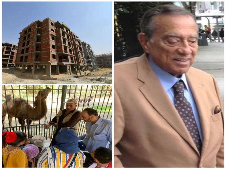 حدث في 8 ساعات| وفاة رجل الأعمال حسين سالم.. وخريطة حجز شقق الإسكان