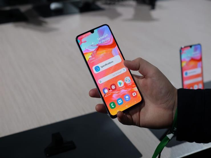 """سامسونج تطلق هاتفها جالاكسي """"A10s"""" الجديد من الفئة المتوسطة"""
